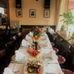 Gerne richten wir Ihnen für Ihre Feier einen Tisch stillvoll ein.